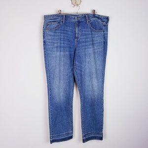 Mid-rise Boyfriend Jeans sz 18